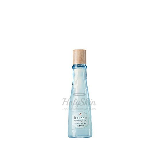 Iceland Hydrating Toner The Saem отзывы