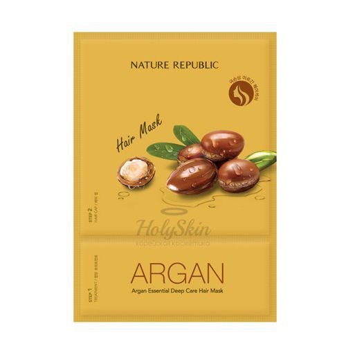 Argan Essential Deep Care Hair Mask description