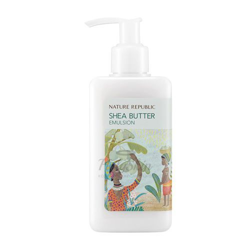 Shea Butter Emulsion description
