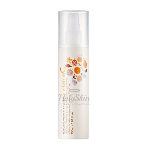 Natural Vitamin Facial Mist Nature Republic купить