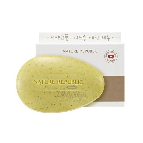 Acne Clear Cleansing Soap Nature Republic купить
