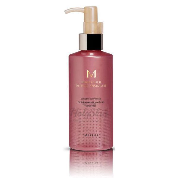 M Perfect BB Deep Cleansing Oil 200 ml Missha отзывы