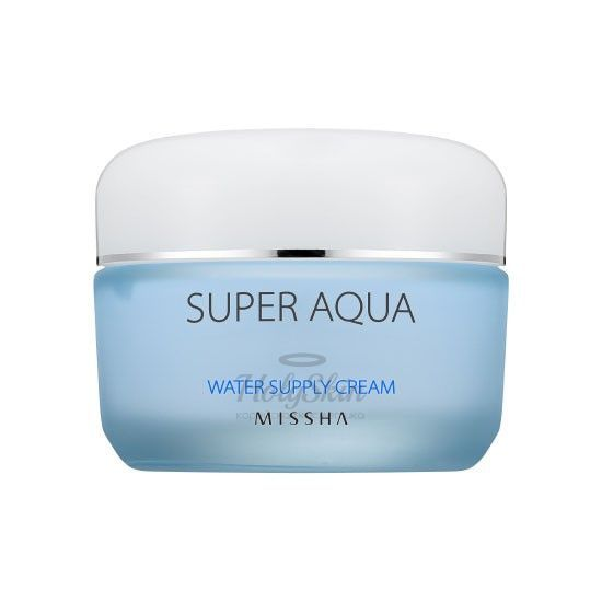 Super Aqua Water Supply Cream отзывы