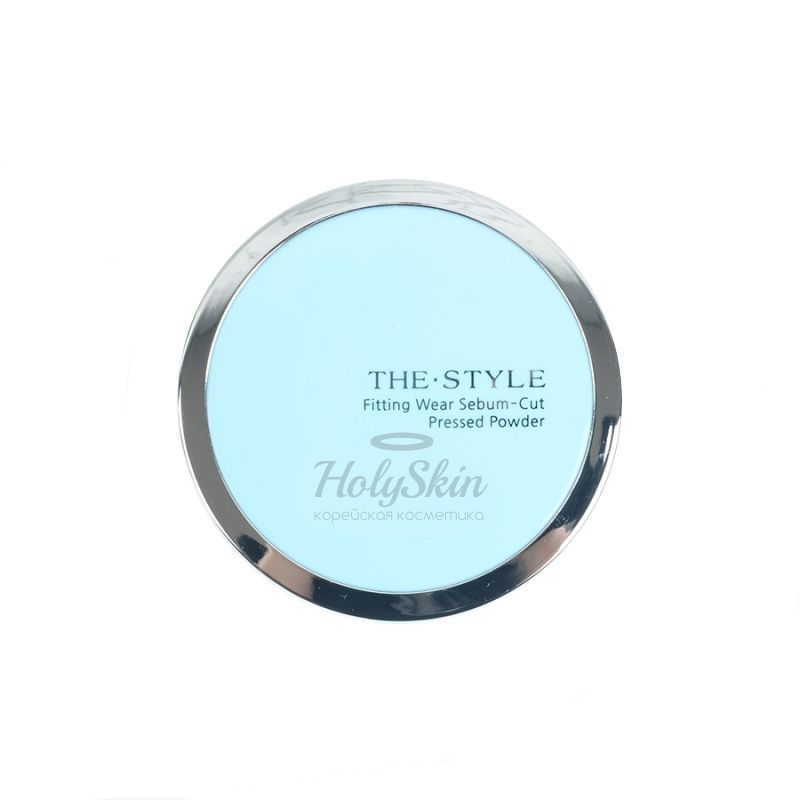 The Style Fitting Wear Sebum Cut Pressed Powder Missha