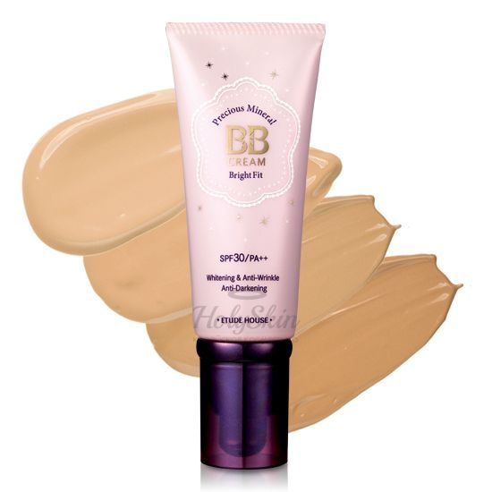 Precious Mineral BB Cream Bright Fit Etude House купить