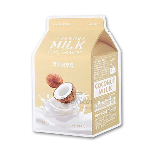 Apieu Milk One-Pack A'Pieu отзывы