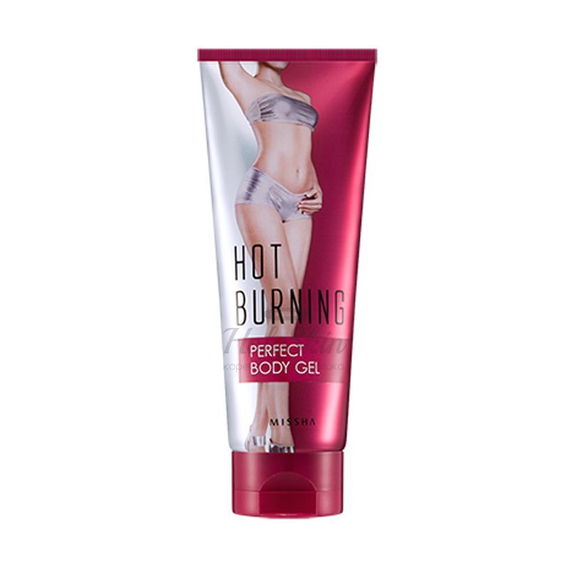 Hot Burning Perfect Body Gel description