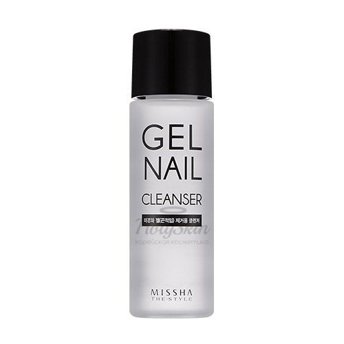 The Style Gel Nail Cleanser Missha купить
