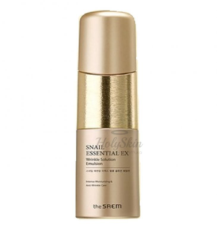 Snail Essential EX Wrinkle Solution Toner The Saem отзывы