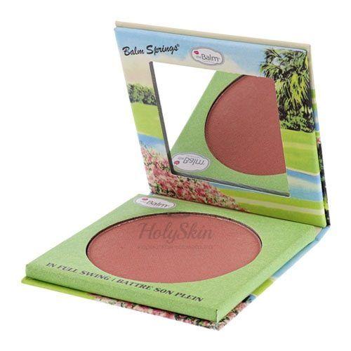 Купить Стойкие румяна для создания макияжа TheBalm, TheBalm Balm Springs, США