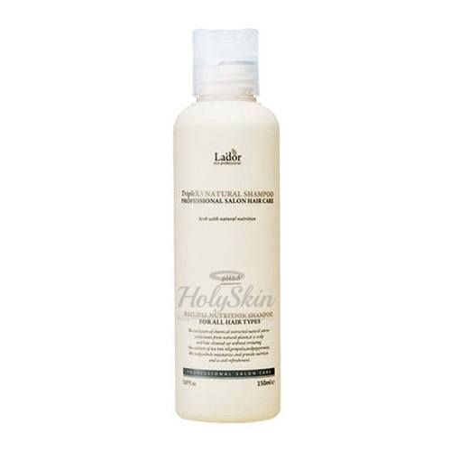 Органический шампунь La'dor Triplex Natural Shampoo 150ml фото