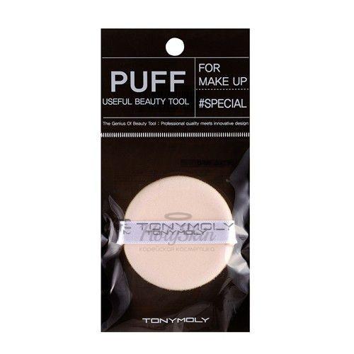 Купить Пуф для нанесения макияжа Tony Moly, Jelly Puff, Южная Корея