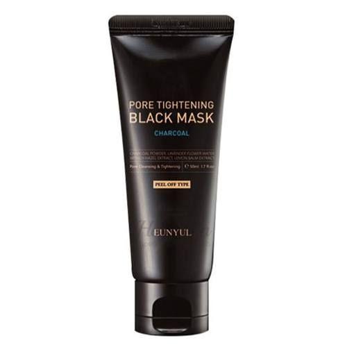 Черная маска-пленка для сужения пор Eunyul — Pore Tightening Black Mask