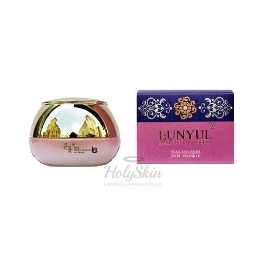 Eunyul Snail Special Program Eye Cream купить