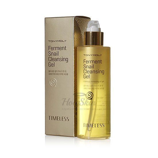 Timeless Ferment Snail Cleansing Gel Tony Moly