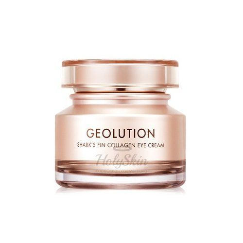 Geolution Sharks Fin Collagen Eye Cream отзывы
