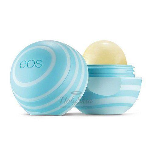 Купить Бальзам для губ Ванильная Мята EOS, EOS Lip Balm Vanilla Mint, США