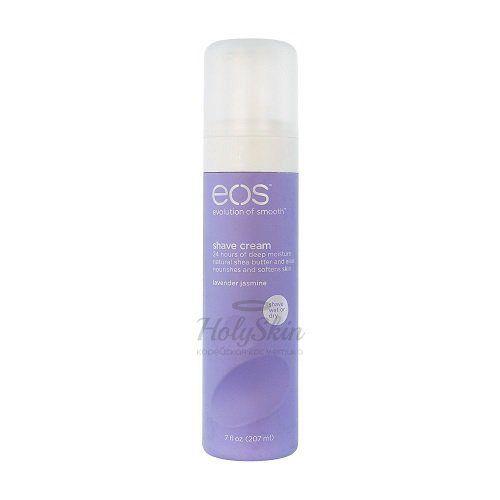 Крем для бритья Лаванда и Жасмин EOS Shave Cream Lavender Jasmine