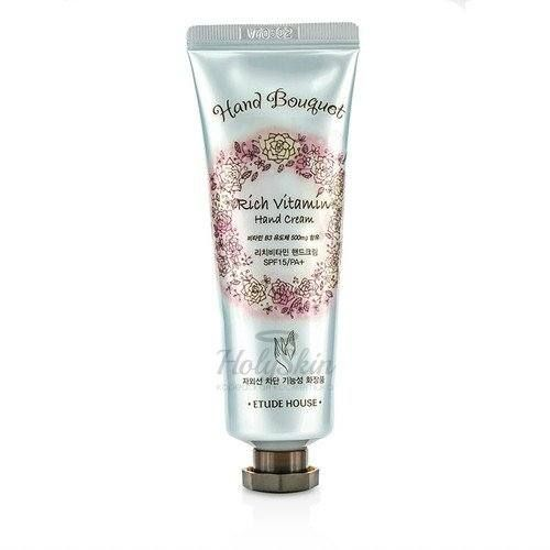 Hand Bouguet Rich Vitamin Hand Cream Etude House