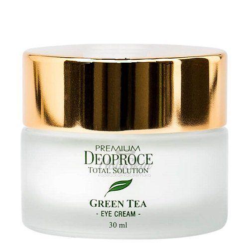 Крем для глаз Premium Green Tea Total Solution Eye Cream