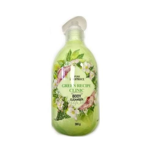 Pure Green Recipe Clinic Body Cleanser Deoproce отзывы