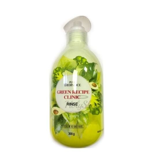 Pure Green Recipe Clinic Rinse купить
