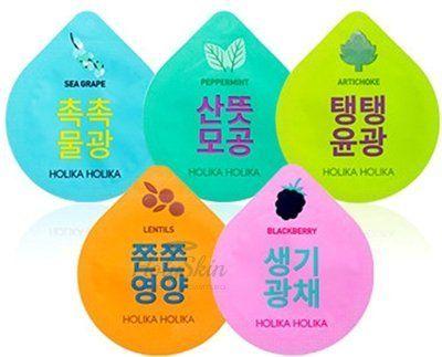 Купить Ночная капсульная маска для лица Holika Holika, Superfood Capsule Pack, Южная Корея