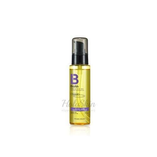 Купить Сыворотка для поврежденных волос Holika Holika, Biotin Damage Care Oil Serum, Южная Корея