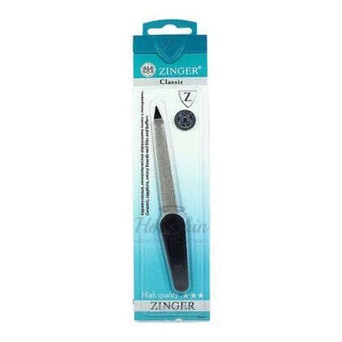 Купить Пилка алмазная считается идеальным маникюрным инструментом Zinger, Пилка алмазная 6 см, Германия