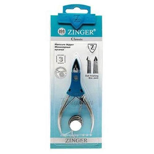 Кусачки маникюрные для кожи Zinger — Кусачки маникюрные для кожи MC 351 D/FD SH