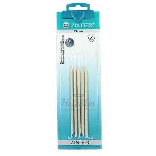 Палочки деревянные для маникюра Zinger — Палочки деревянные IG-5