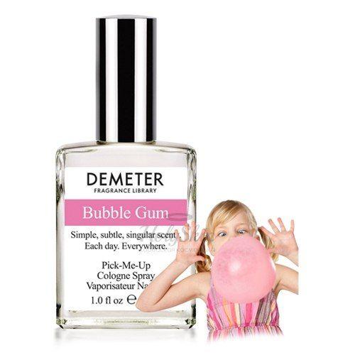 Духи с ароматом клубничной жевательной резинки Demeter — Demeter Жевательная резинка