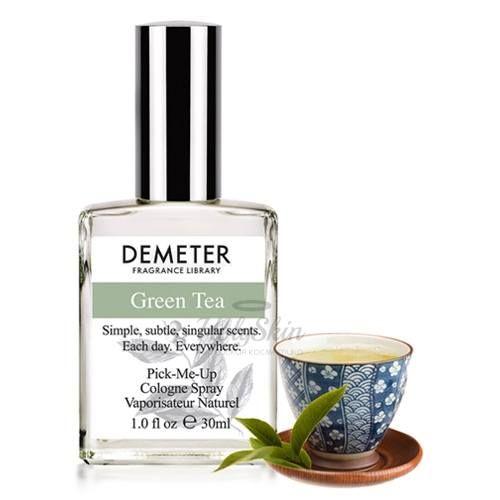 Духи с ароматом зеленого чая Demeter — Demeter Зелёный чай