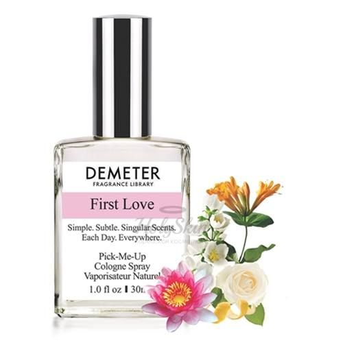 Парфюмерное средство Demeter Demeter Первая любовь