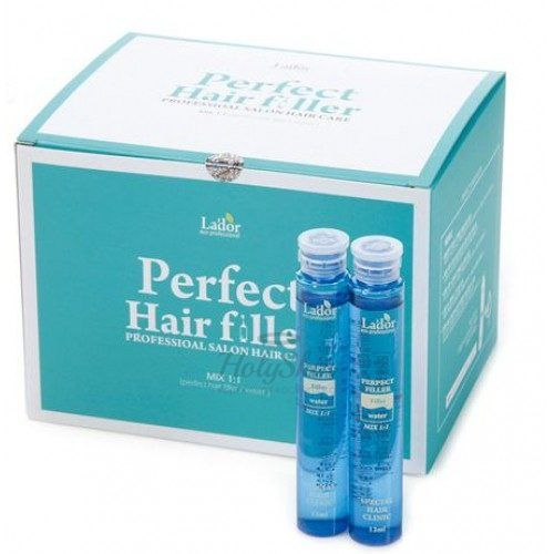 Купить Восстанавливающий филлер для волос La'dor, Perfect Hair Filler 1p, Южная Корея