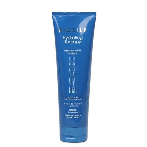 Увлажняющая маска для волос BioSilk BioSilk Hydrating Therapy Deep Moisture Masque 266 ml фото