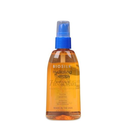 Купить Увлажняющее масло для волос BioSilk, BioSilk Hydrating Therapy Maracuja Oil 118 ml, США