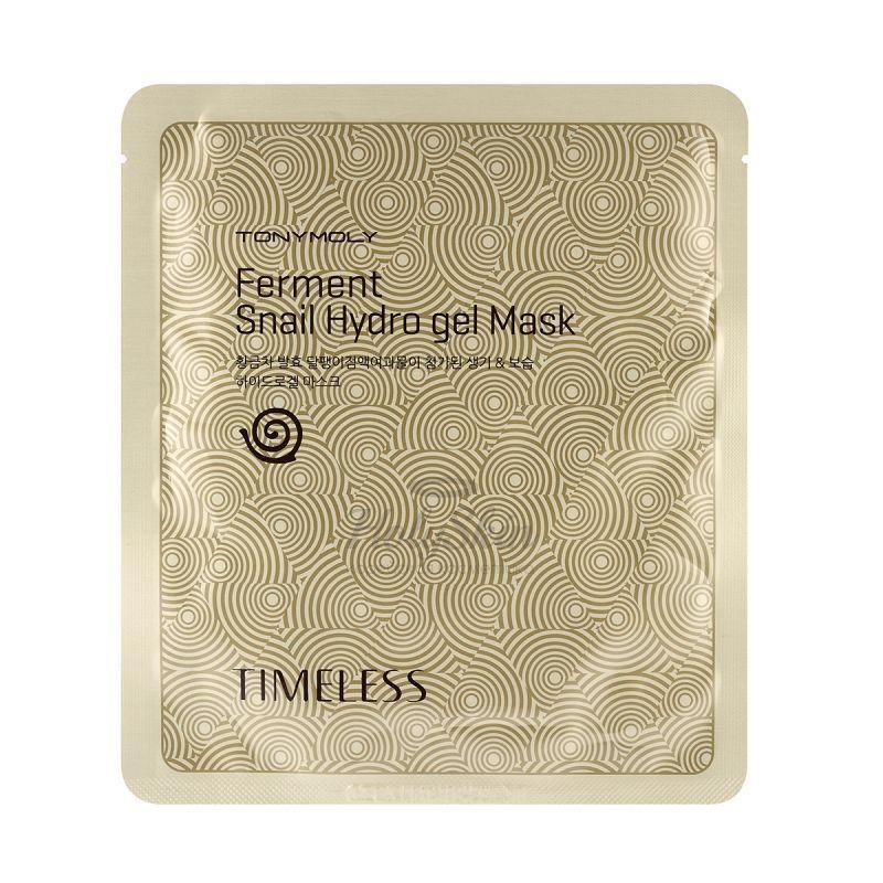 Купить Гидрогелевая маска с муцином Tony Moly, Timeless Ferment Snail Gel Mask, Южная Корея