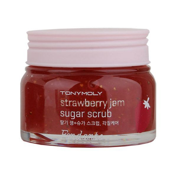 Fondante Strawberry Jam Sugar Scrub Tony Moly отзывы