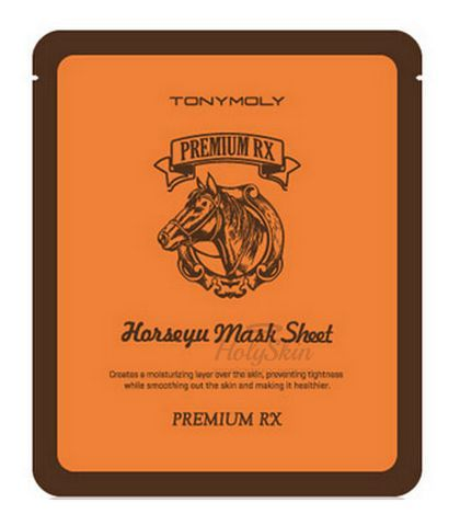 Premium RX Horseyu Mask Sheet description