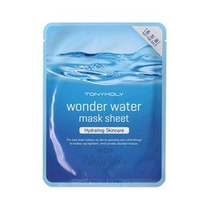 Wonder Water Mask Sheet Tony Moly