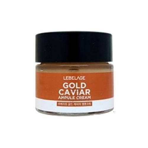 Купить Омолаживающий крем для глаз Lebelage, Gold Caviar Eye Cream 70 ml, Южная Корея