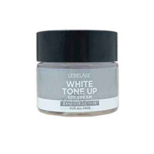 Купить Осветляющий крем для глаз Lebelage, White Tone Up Eye Cream 70 ml, Южная Корея