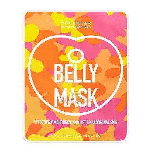 Купить Маска для живота с термо эффектом для похудения Kocostar, Kocostar Camouflage Belly Mask, Южная Корея