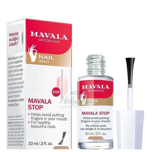 Средство против обкусывания ногтей Mavala