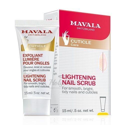 Купить Маска-скраб для ногтей Mavala, Mavala Nail Scrub Mask, Швейцария