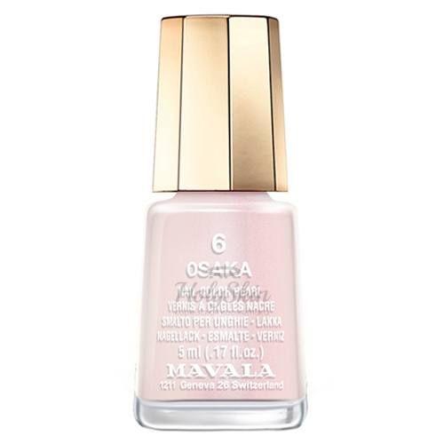 Лак для ногтей Розовая сакура Mavala Mavala Nail Color Cream 006 Osaka