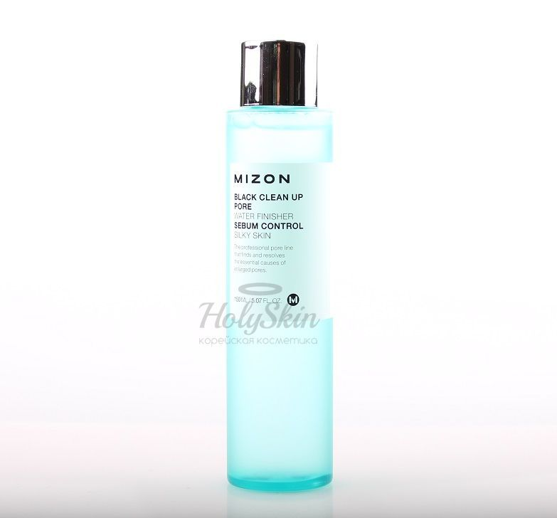Black Clean Up Pore Water Finisher Mizon купить