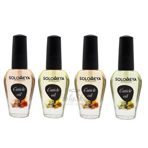 Масло для ногтей и кутикулы Solomeya Cuticle Oil 14 ml