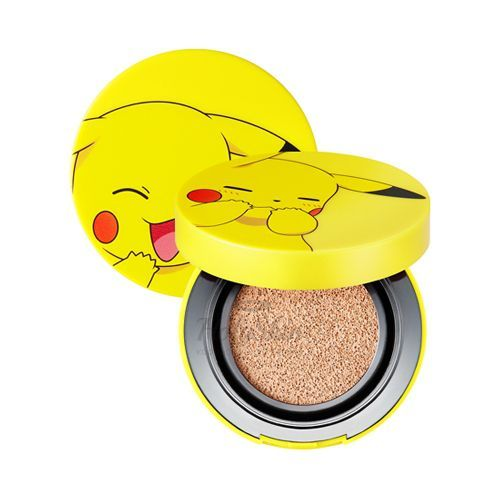 Pikachu Mini Cover Cushion купить